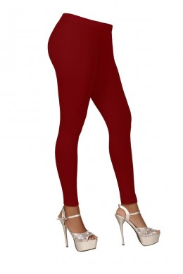 Ankle Length Maroon Red Premium